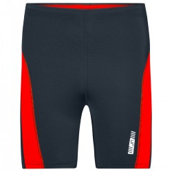 Pantaloni JAMES & NICHOLSON JN478 Uomo MEN RUNNING SHORTS 85%P 15%E