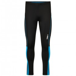 Pantaloni JAMES & NICHOLSON JN480 Uomo MEN RUNNING TIGHTS 90%P 10%E