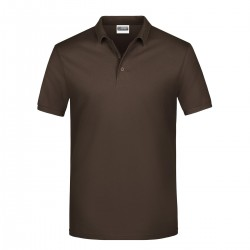 Polo JAMES & NICHOLSON JN792 Uomo Basic Polo Man 100%C Manica corta,Setin