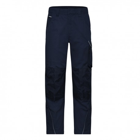 Pantaloni JAMES & NICHOLSON JN878 Workwear Pants 65%P 35%C
