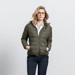 Giacca RUSSELL EUROPE JE440F Ladies' Hood Nano Jacket 100%P