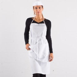 Ho.Re.Ca. COLORE ITALIANO MI012 Unisex APRON WITH BIB 80% P 20% C