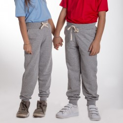 Pantaloni COLORE ITALIANO MI902 Bambino PANTAL BIMBO C/POLS 80%C20%P