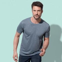 T-Shirt STEDMAN ST8830 Uomo RECYCL.SPORT T-MOVE MEN 100%P Manica corta