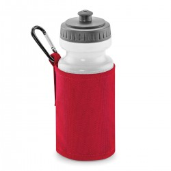 Borsa QUADRA QD440 Unisex Water Bottle and Holder 600D