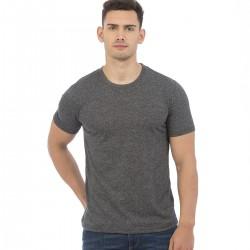 T-Shirt AWDIS JUST TS JT030 Uomo Space Blend T 50%C 50%P Manica corta,Setin