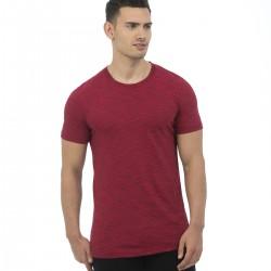 T-Shirt AWDIS JUST TS JT031 Uomo Cosmic Blend T 80%C 20%P Manica corta,Setin