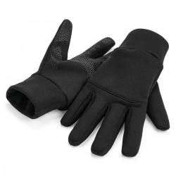 Guanti, sciarpe BEECHFIELD B310 Unisex Softshell Gloves 93%P7%E
