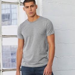 T-Shirt BELLA+CANVAS BE3001CVC Uomo JERSEY TEE 52% C 48% P Manica corta,Setin