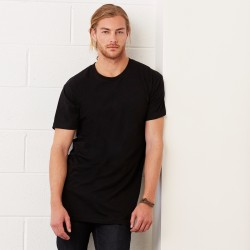 T-Shirt BELLA+CANVAS BE3006 Uomo MEN'S LONG BODY URBAN T 100%C Manica corta,Setin