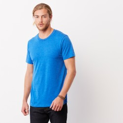 T-Shirt BELLA+CANVAS BE3413 Uomo MEN TRIBLEND T 50%P 25%C 25%R Manica corta,Setin