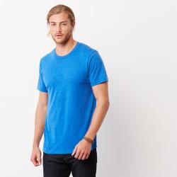 T-Shirt BELLA+CANVAS BE3413 Uomo MEN TRIBLEND T 50%P 25%C 25%R Manica corta,Setin