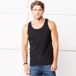 T-Shirt BELLA+CANVAS BE3480 Unisex,Uomo,Donna JERSEY TANK 100% C Senza maniche,Setin