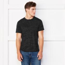 T-Shirt BELLA+CANVAS BE3650 Unisex,Uomo,Donna POLY-COTTON TEE 52% C 48% P Manica corta,Setin