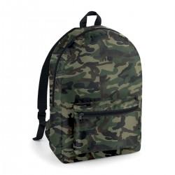 Borsa BAG BASE BG151 Unisex Packaway Backpack 100%P