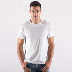 T-Shirt BS BS010 Uomo Evolution T-shirt m/corte 100% Manica corta,Setin