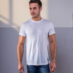 T-Shirt BS BS030 Uomo Man Cotton Touch 100%P Manica corta,Setin