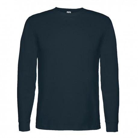 T-Shirt BS BSK100 Bambino Boys LS tee with cuffs 100%C Manica lunga,Setin