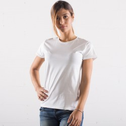 T-Shirt BS BSW030 Donna Cotton Touch Evolution W 100%P Manica corta