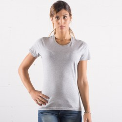 T-Shirt BS BSW150 Donna EVOLUTION WOMEN 100% COTONE Manica corta,Setin