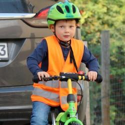Giacca KORNTEX KW Bambino Safety Vest For Kids 100%P Senza maniche