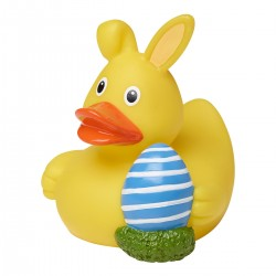 Gadget MBW M131276 Unisex Squeaky duck, Easter Egg 100%P