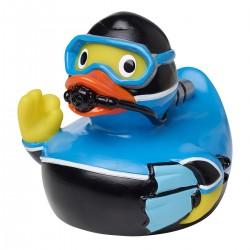 Gadget MBW M131278 Unisex Squeaky duck, Diver 100%PVC