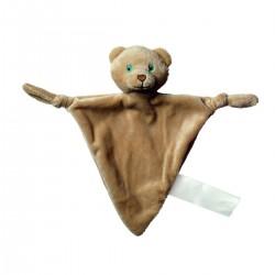 Gadget MBW M160314 Unisex Cud blanket bear triang 100%P