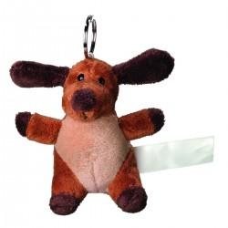 Gadget MBW M160371 Unisex Plush dog with keyc 100%P