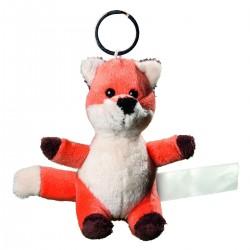 Gadget MBW M160373 Unisex Plush fox with keyc 100%P