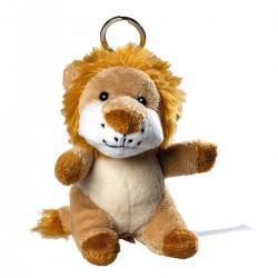 Gadget MBW M160388 Unisex plush lion with keyc 100%P