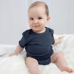 Baby BABYBUGZ MABZ10 Baby BABY SHORT SLEV BODYSUIT 100%C Manica corta