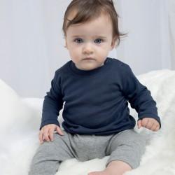 T-Shirt BABYBUGZ MABZ11 Baby BABY LONG SLEEVE TOP 100%C Manica lunga,Setin