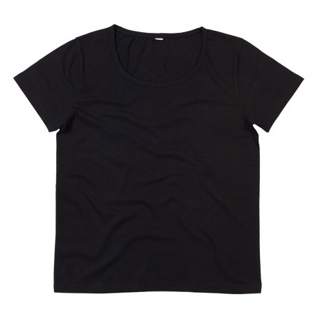 T-Shirt MANTIS MAM120 Uomo Men's Raw Scoop T 100%C Manica corta,Setin