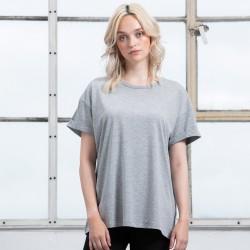 T-Shirt MANTIS MAM193 Donna W T-shirt 100%OCS Manica corta,Setin