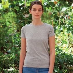 T-Shirt MANTIS MAM69 Donna WOMEN'S SUPERSTAR TEE 100%RING Manica corta,Setin