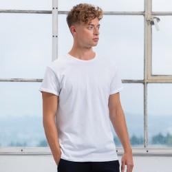 T-Shirt MANTIS MAM80 Uomo Men's Roll Sleeve T 100%C Manica corta,Setin