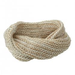 Guanti, sciarpe MYRTLE BEACH MB7983 Unisex Twisted Loop Scarf 100%P