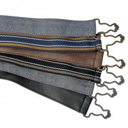 Ho.Re.Ca. PREMIER PR119 Unisex Cross back apron straps 100%P