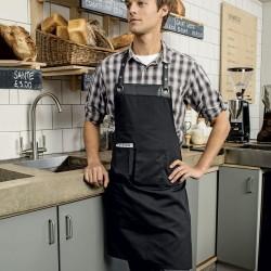 Ho.Re.Ca. PREMIER PR123 Unisex Espresso apron 65%P35%C