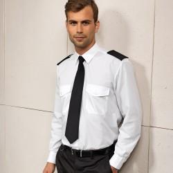 Camicia PREMIER PR210 Uomo MEN'S LONG S PILOT S 65%P35%C Manica lunga