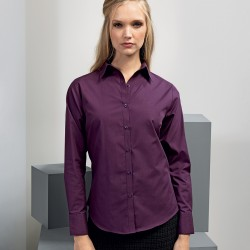 Camicia PREMIER PR300 Donna CAMICIA POPELINE D M/L65%P35%C Manica lunga