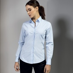 Camicia PREMIER PR344 Donna W LSL shirt 97%C3%E Manica lunga