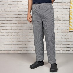 Pantaloni PREMIER PR552 Unisex,Uomo Pull On Chef's Trousers 65%P 3