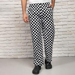 Pantaloni PREMIER PR553 Unisex,Uomo Essent. Chefs Trouser 65%P35%C