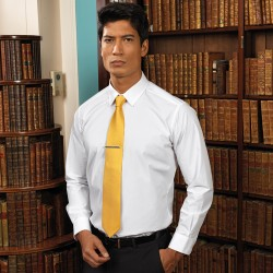 Cravatte, foulard PREMIER PR780 Uomo Micro Waffle Tie 100%P