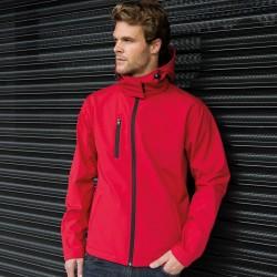 Soft shell RESULT RER230M Uomo Soft Shell Jacket 93%P 7%E Manica lunga