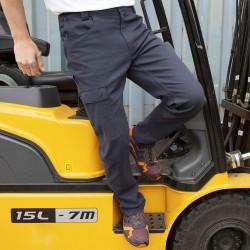 Pantaloni RESULT RER470X Uomo Super Str.Slim Chino 98%P2%E