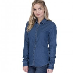 Camicia SO DENIM SD045 Donna Lucy Denim Shirt 100%C Manica lunga