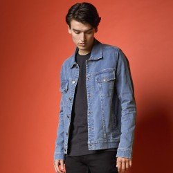 Giacca SO DENIM SD060 Uomo M Denim Jacket 99%C 1%E Manica lunga